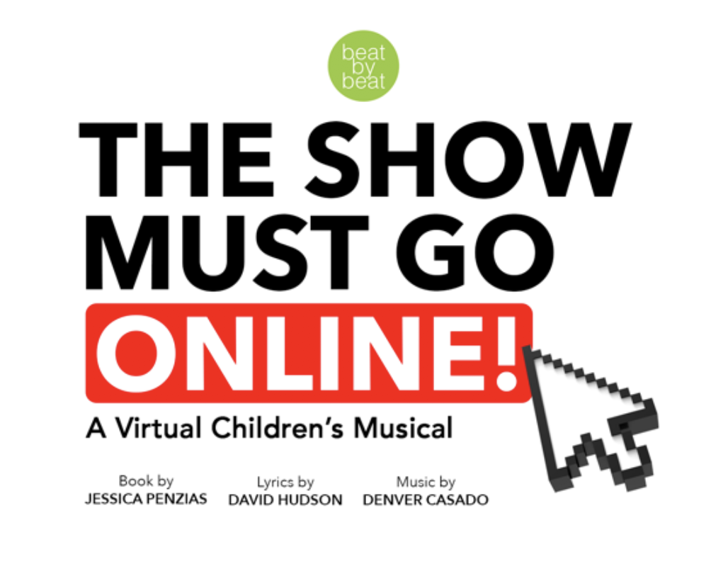 The Show Must Go Online logo
